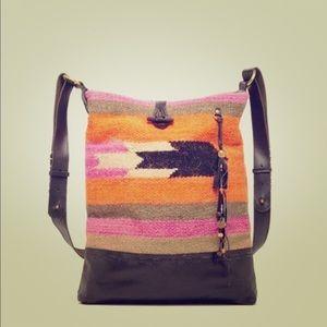 Raj Genuine Leather Carpet Bag from LF